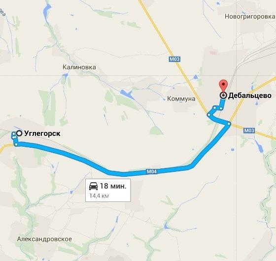 Семенченко сообщил, что Хацапетовка контролируют боевики