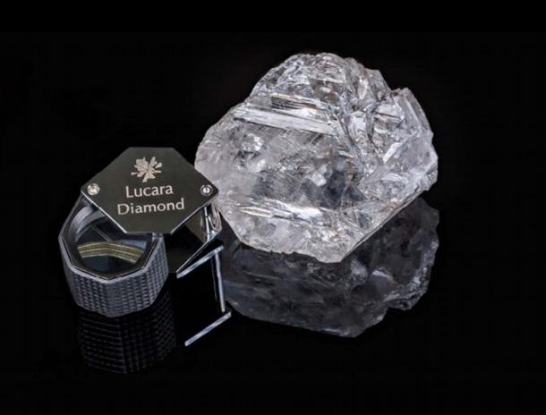Фото: В Ботсване обнаружен крупнейший алмаз в истории