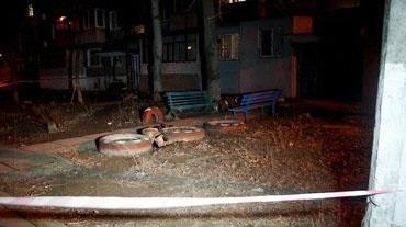 Фото: В Николаеве во дворе собственного дома застрелен предприниматель