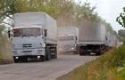 Обама и Меркель считают провокацией проезд гуманитарного конвоя РФ на территорию Украины