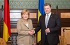 Порошенко назвал Меркель  адвокатом Украины
