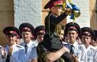 В Киеве  заминировали  военный лицей, куда приезжал Порошенко
