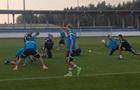 Тренер збірної України відправив з табору команди трьох гравців
