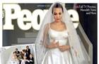 Журнал People опубликовал первые фотографии со свадьбы Анджелины Джоли и Брэда Питта