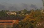 У центрі Донецька чути залпи, знеструмлено три мікрорайони і вокзал