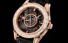 Omega представила новий годинник з рожевого золота з діамантами