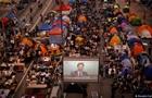 Демонстранты в Гонконге угрожают прервать переговоры с властями