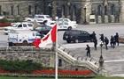 Итоги 22 октября: Стрельба в парламенте Канады, талоны на еду на Донбассе