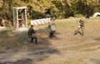У Нацгвардії провели навчання з парашутно-десантної підготовки