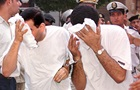 Участников   первой свадьбы геев в Египте   посадили на три года