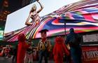 В Нью-Йорке открыли крупнейший в мире цифровой билборд