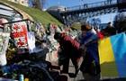 Празднование годовщины Евромайдана: онлайн-трансляция