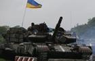 Обстрелы Донецка и Дебальцево. Карта АТО за 22 ноября