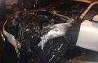 Ночью неизвестные сожгли машину пресс-секретаря Кличко