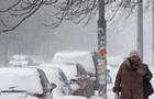 Пробки в Киеве: снегопады парализовали столицу