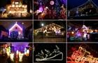 Новый год 2015: фото елок и невероятных иллюминаций в разных странах