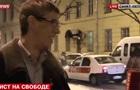 Після 10-денного арешту на свободу вийшов актор Олексій Панін