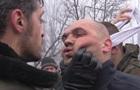 Обнародовано видео издевательств над пленными  киборгами