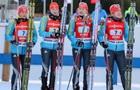 Став відомий склад збірної України з біатлону на чемпіонаті Європи
