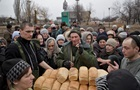 Чернухино Луганской области постигла гуманитарная катастрофа