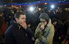 Ксении Собчак на похоронах Немцова угрожали
