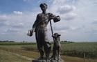 В родном селе Шевченко неизвестные украли памятник поэту