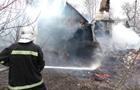 Пожар на Черниговщине: сгорели более 20 зданий
