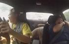 Инструкторов автошколы разыграла чемпионка по дрифту - видео стало хитом