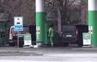 В Днепропетровске мужчина с зажигалкой ограбил АЗС
