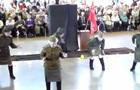 Российские пенсионерки на конкурсе к 9 Мая станцевали под dubstep