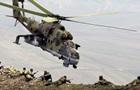 Служащие Нацгвардии по дешевке продали два боевых вертолета