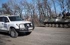 Миссия ОБСЕ вновь заявила о присутствии  третьей силы  на Донбассе