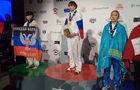 Украинская спортсменка на чемпионате мира вышла с флагом ДНР