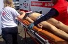 В Киеве у марафонца во время пробега остановилось сердце