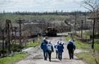 В ОБСЄ повідомили про інтенсивні обстріли Широкиного
