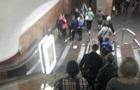 В киевском метро на эскалаторе умер человек