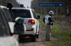 Наблюдатели ОБСЕ не смогли попасть в Широкино из-за обстрелов