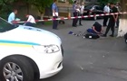 В Киеве неизвестный с гранатой напал на мужчину