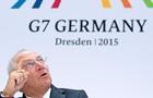 G7 поможет Украине с реформами и реструктуризацией долга