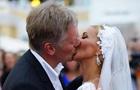 Песков и Навка поженились в Сочи