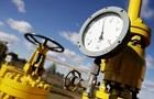 Украина снизила импорт газа на четверть