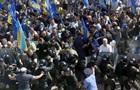 Рада онлайн: кровавые беспорядки под парламентом