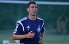 Драгович: Рад находиться в Динамо