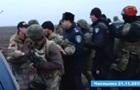 Опубликовано видео штурма базы по блокаде Крыма