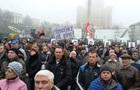 На Майдане проходит народное вече