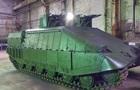 Аваков представив інноваційний танк  Азовець