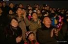 КНДР отметила запуск ракеты многотысячным митингом