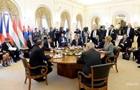Главы МИД Вышеградской четверки посетят Киев
