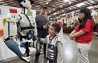Создана  нервная система  для роботов