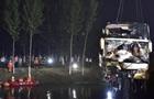 ДТП с пассажирским автобусом в Китае: 26 погибших